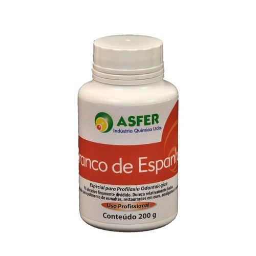 Branco de Espanha - 1kg - Asfer