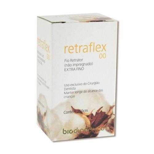 Fio Retrator Retraflex 0 - Biodinâmica