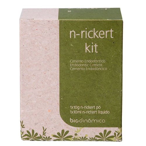 Cimento Endodôntico N-Rickert - Biodinâmica