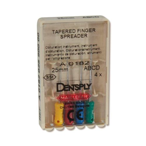 Espaçador Digital Cônico Maillefer 25mm - ABCD - Dentsply