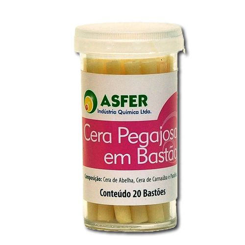Cêra Pegajosa Bastão - Asfer