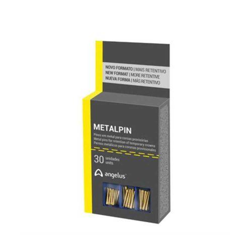 Pino Metálico Provisório Metalpin - Angelus