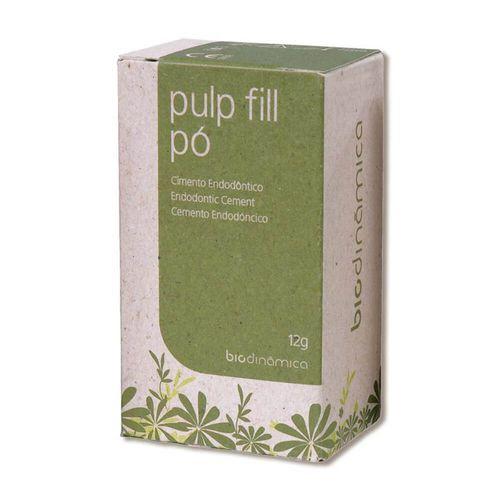 Cimento Endodôntico Pulp-Fill em Pó - Biodinâmica