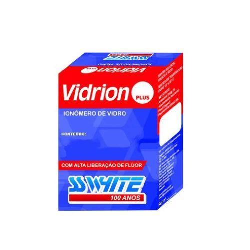 Kit Ionômero de Vidro Vidrion R Plus - SS White